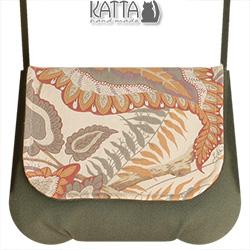 mała torebka,na skos,ornament,baśniowe wzory - Inne - Torebki