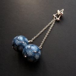 fiann,fimo,oryginalne,biżuteria autorska - Kolczyki - Biżuteria